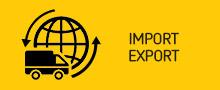 Import – Eksport